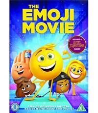 The Emoji Movie (2017)[พากย์ไทย-อังกฤษ/บรรยายไทย-อังกฤษ] 1 Disc