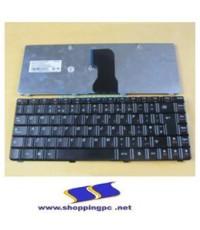 Keyboard Notebook - Lenovo Ideapad G460 / Black