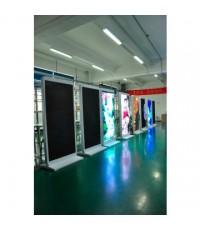 จอโฆษณาตั้งพื้น Indoor P4 floor standing digital led advertising