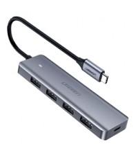 4 Ports USB C Hub