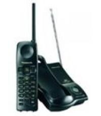 โทรศัพท์ Panasonic โทรศัพท์ไร้สาย (Analog ) รุ่น KX-TC2101BX ( สีดำ )