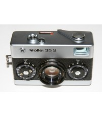 Rollei 35S (made in Singapore)