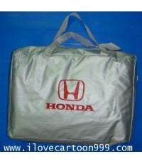 ผ้าคลุมรถยนต์ HONDA CRV (ของใหม่)