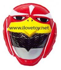 หน้ากากพลาสติก ขบวนการสัตว์เทพ Liveman Choujuu Sentai Liveman มียางรัด