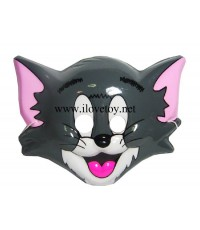 หน้ากาก แมวทอม จากการ์ตูนเรื่อง ทอม แอนด์ เจอร์รี่ Tom  Jerry