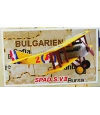 โมเดลเครื่องบินประกอบ รุ่น SPAD S.VII
