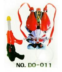 ปืนฉีดน้ำ เดนโอ Den-O Masked Rider มาสค์ ไรเดอร์ แท้งค์+ปืน+เป้