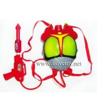 ปืนฉีดน้ำ หัวมดเอ๊กซ์ V7 แท๊งค์เป้+ปืน ต้อนรับเทศกาลสงกรานต์