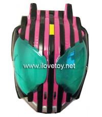 หน้ากากพลาสติก Plastic Mask มาสค์ไรเดอร์ดีเคด Mask Rider Decade หน้ากากตัวการ์ตูน มียางรัด