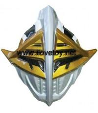 หน้ากากพลาสติก Plastic Mask หน้ากากตัวการ์ตูน มียางรัด