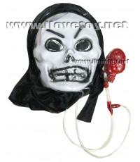 หน้ากากหวีด [มีเลือด] สำหรับงานปาร์ตี้ ฮาโลวีน Halloween แฟนซี