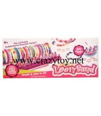 เครื่องทำกำไรยาง Rubberband Blacelet Maker