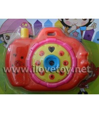 กล้อง ของเล่น Camera บรรจุ 6 ชิ้นคละสี