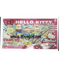 เกมเศรษฐี My Shop คิตตี้ HELLO KITTI Around the world
