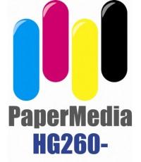 กระดาษพิมพ์ภาพถ่ายแบบมันวาว High Glossy Inkjet Photo Paper (Cast Coated) ขนาด A6 260 กรัม