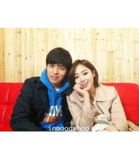 We Got Married S.3 Jang Woo  Eun Jung (T-ara) EP.01-EP.05 : 1 DVD [Sub Thai] แผ่นที่ 1