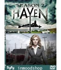 Haven Season 2 / 4 DVD [Sub Thai - Thaisubtitle]