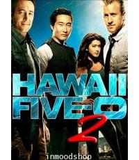 Hawaii Five-0 Season 2 : 6 DVD [Sub Thai]