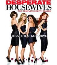 Desperate Housewives Season 8 : สมาคมแม่บ้านหัวใจเปลี่ยว ปี 8 : 6 DVD [Sub Thai By Thaisubtitle]
