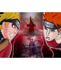 Naruto Shippuden 8 Two Saviors นารูโตะ ตำนานวายุสลาตัน 8 ภาคสองผู้กอบกู้ 6 แผ่นจบ