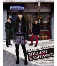 Mielino Kashiwagi 4 แผ่นจบ ซับไทย [คาชิวากิ ยูกิ (ยูกิริน วง AKB48), ซาโนะ ชิโระ, คนโนะ ฮิโรกิ]