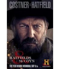 Hatfields  McCoys (2012) คู่แค้นเลือดล้างเลือด / 2 DVD [Sub Thai]