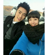 Global We Got Married TaecYeon (แทคยอน 2PM)+GuiGui (กุ่ยกุ่ย) Ep.11-Ep.15 : 1 DVD [Sub Thai] จบค่ะ
