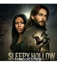 Sleepy Hollow Season 1 / 4 DVD [Sub Thai]