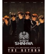 Concert Shinhwa 14 ปี / 3 DVD (Sub Thai)