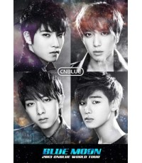 2013 CNBLUE BLUE MOON WORLD TOUR Live in SEOUL Full Concert 1 DVD