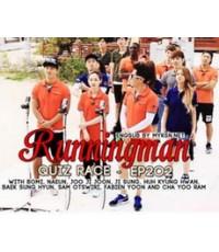 Running Man Ep.202 : 1 DVD [Sub Thai]