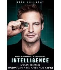 Intelligence : สายลับสมองกล 4 DVD [พากย์ไทย+อังกฤษ]-[บรรยายไทย+อังกฤษ]