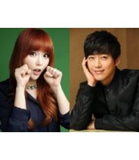 We Got Married Nam Goong Min (นัมกุงมิน)+Hong Jin-young (ฮงจินยอง) Ep.45-49 : 1 DVD [Sub Thai]