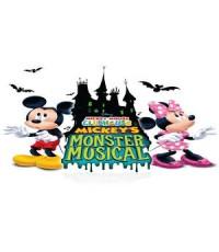 Mickey Mouse Clubhouse: Mickey s Monster Musical : บ้านมิคกี้แสนสนุก: ปราสาทปีศาจ แสนสนุก