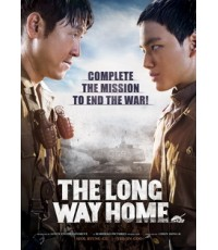 The Long Way Home (2015) : คู่ซี้สองคาบสมุทร 1 DVD (พากย์ไทย) หนังเกาหลี