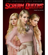 Scream Queens Season 1 : หวีดสยองต้องเริ่ด ปี 1 / 3 DVD [พากย์ไทย]