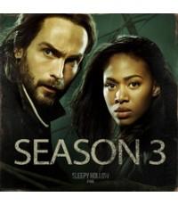 Sleepy Hollow Season 3 : สืบสยองผีหัวขาด ปี 3 / 4 DVD [พากย์ไทย]