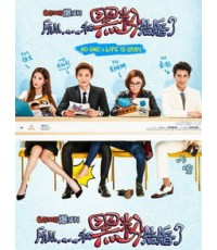 So I Married An Anti-fan 1 DVD(ซับไทย) หนังร่วม จีน-เกาหลี ชานยอล (EXO)