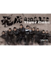 Tiger Cubs : หน่วยพยัคฆ์เสือบิน 3 DVD (13ตอนจบ) ภาพมาสเตอร์ โมเสียงไทย