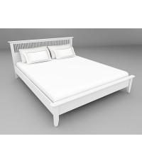 เตียง 5 ฟุต Breeze BED White color