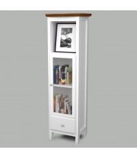 ตู้ทาวเวอร์ BookTower With glass door Two Tone color