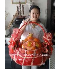 ตะกร้าส้ม , ส้มตรุษจีน