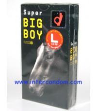 ถุงยางอนามัย Super BIG BOY(L size)
