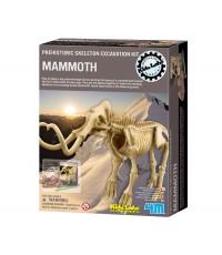 4M-3236 ชุดขุดไดโนเสาร์ ช้างแมมมอส