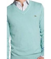 (พร้อมส่ง)เสื้อแขนยาว  เสื้อกันหนาว สเวตเตอร์ Lacoste Sweater  นำเข้าจากต่างประเทศของแท้