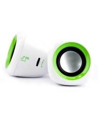 i-smart ลำโพง รุ่น SP303 สีเขียว