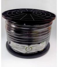 สาย RG6 (มีสายไฟในตัว)ชิลล์ 95 CCTV dBy รุ่น COXRE-DBY-CCTV100B/AC-00(ความยาว 100 เมตร สีดำ)