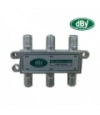 dby 402T2.4G : 4 Ways L-Band Tap สำหรับงาน L-Band