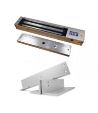 HIP Magnetic Lock 600 ปอนด์ + LZ Bracket 12Vdc.