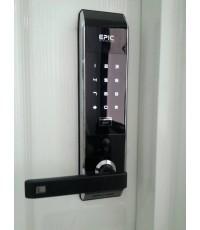 EPIC Digital door lock ล๊อคอัตโนมัติจากประเทศเกาหลี แบบกดรหัสและบัตรรุ่น รุ่น ES-809L
